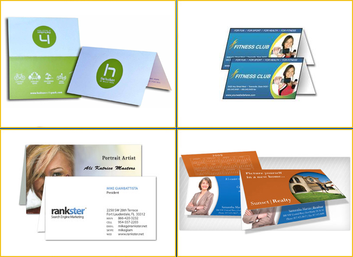 Colorplus cards fold over business card printing with the extra space available folded business cards give you the room you need to include your main selling points here are a few layout ideas to help colourmoves